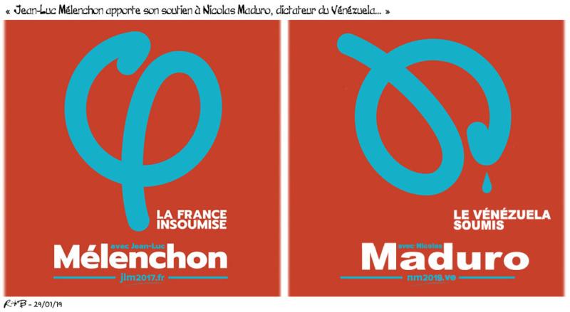 Actu en dessins de presse - Attention: Quelques minutes pour télécharger - Page 17 Maduro10