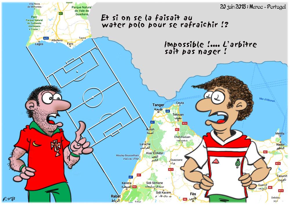 Actu en dessins de presse - Attention: Quelques minutes pour télécharger - Page 15 Maroc-10