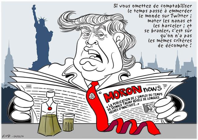 Actu en dessins de presse - Attention: Quelques minutes pour télécharger - Page 17 Moron-10