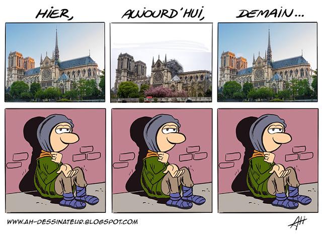 Dessin remarquable de la Revue de Presque qui Cartoone - Page 4 Notre_12