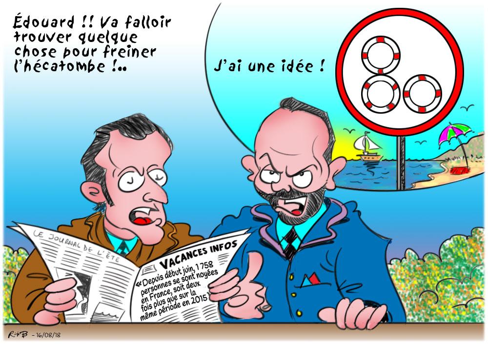 Actu en dessins de presse - Attention: Quelques minutes pour télécharger - Page 15 Noyade10