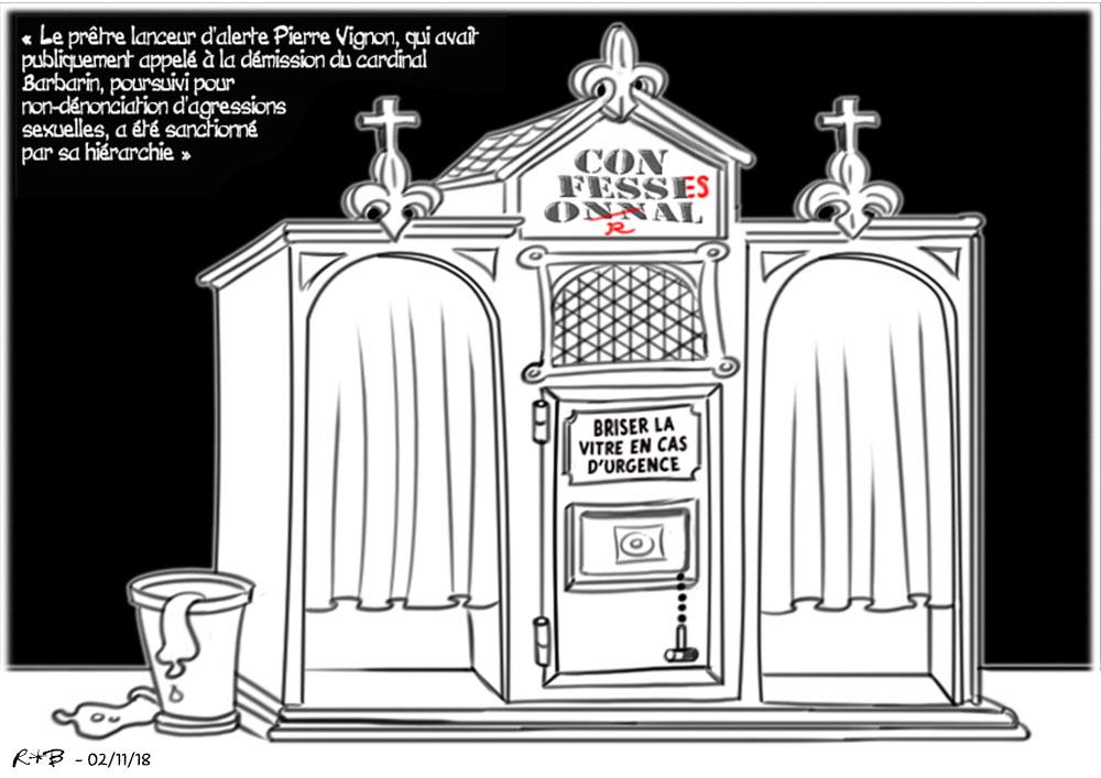 Actu en dessins de presse - Attention: Quelques minutes pour télécharger - Page 16 Pretre10