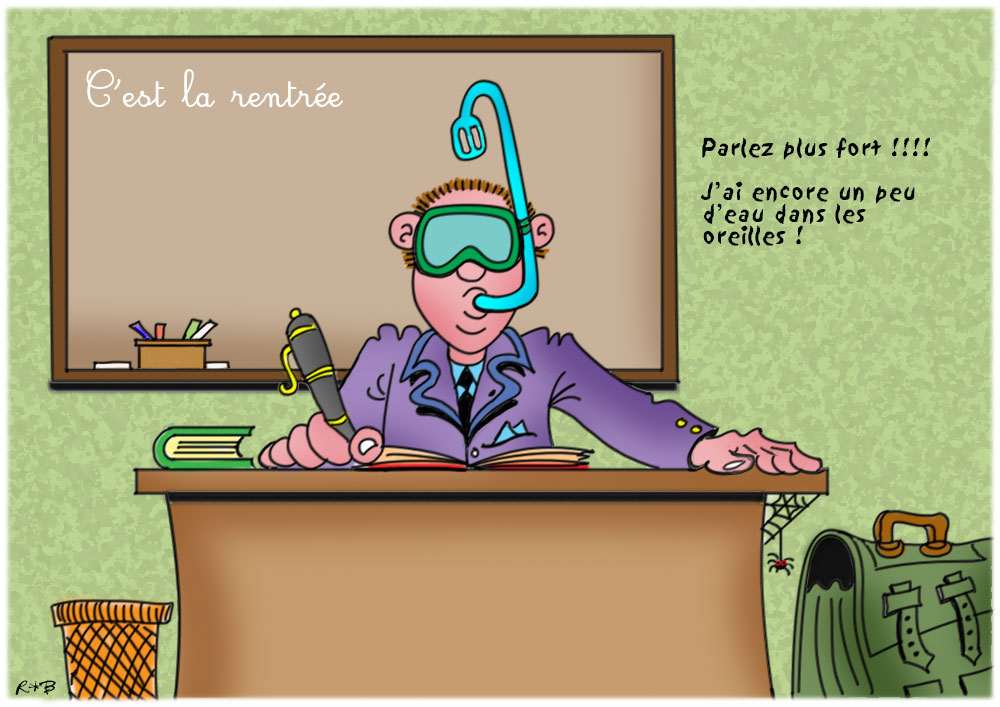 Actu en dessins de presse - Attention: Quelques minutes pour télécharger - Page 16 Rentre13