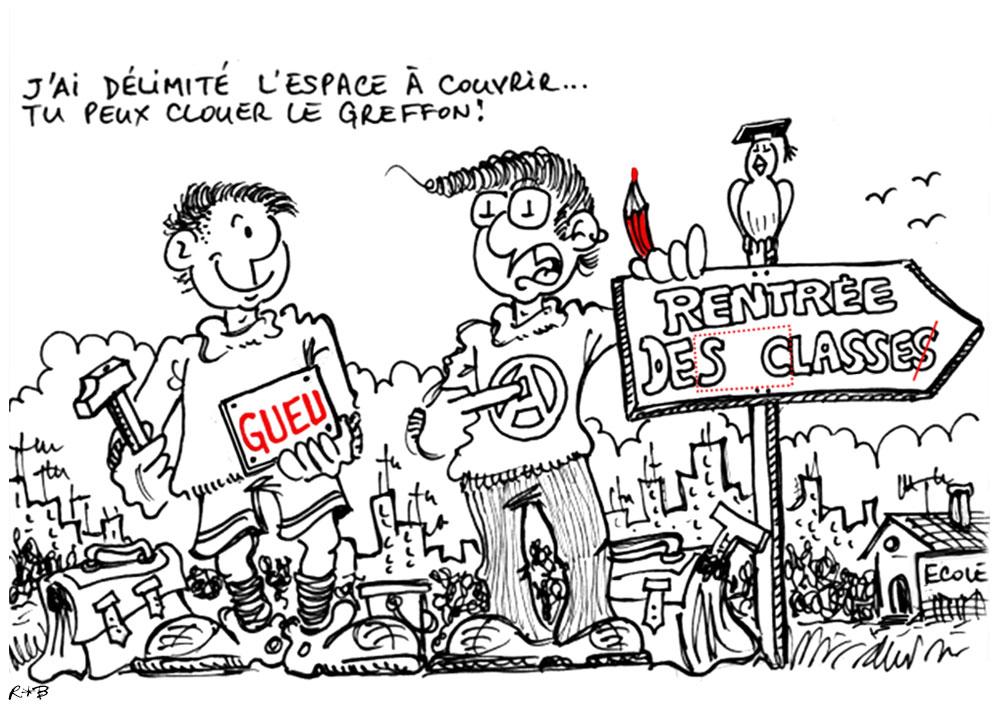 Actu en dessins de presse - Attention: Quelques minutes pour télécharger - Page 16 Rentre16