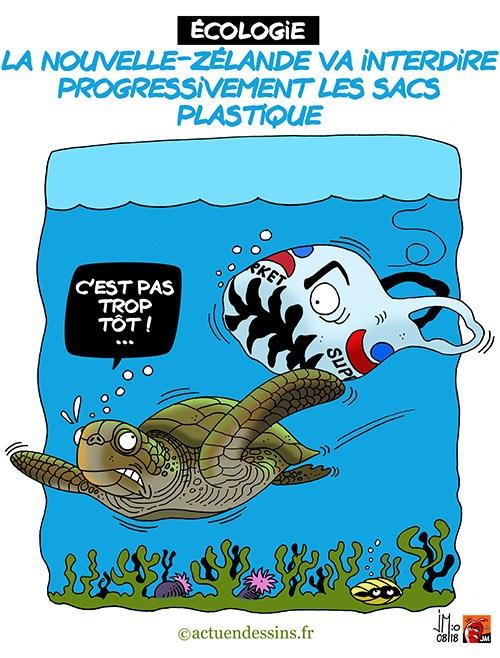 Actu en dessins de presse - Attention: Quelques minutes pour télécharger - Page 15 Sacs-p10