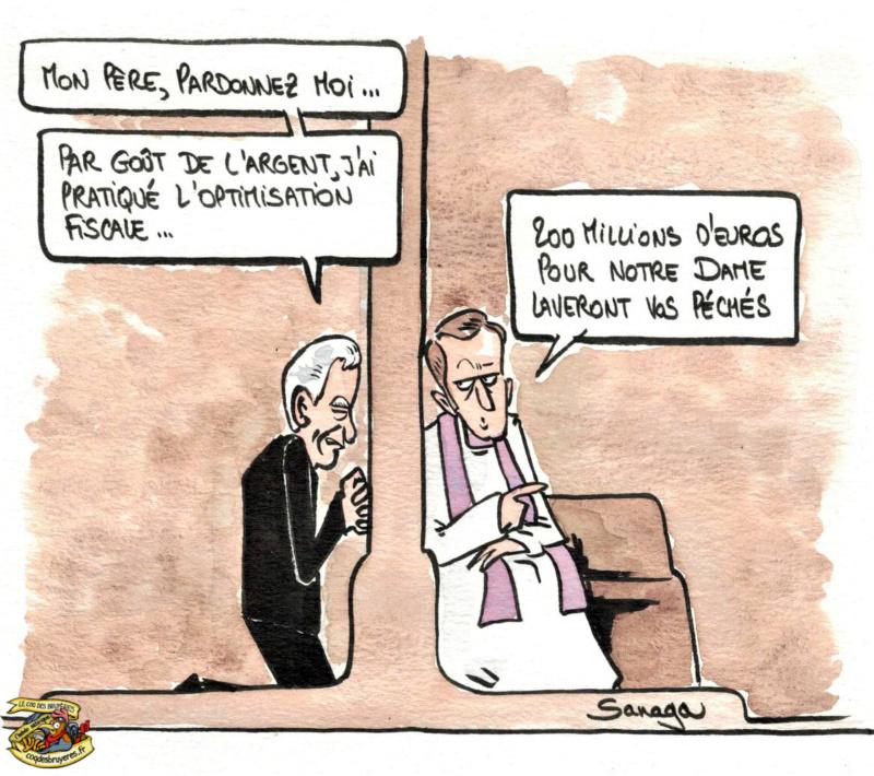 Dessin remarquable de la Revue de Presque qui Cartoone - Page 4 Sanaga43