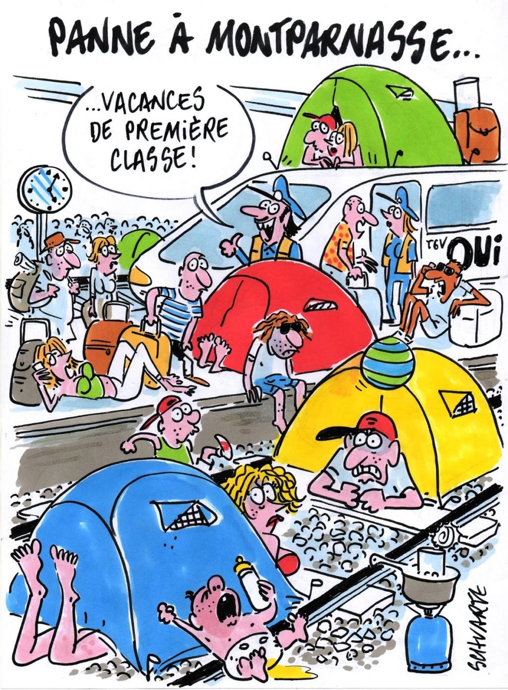 Actu en dessins de presse - Attention: Quelques minutes pour télécharger - Page 15 Schvar26