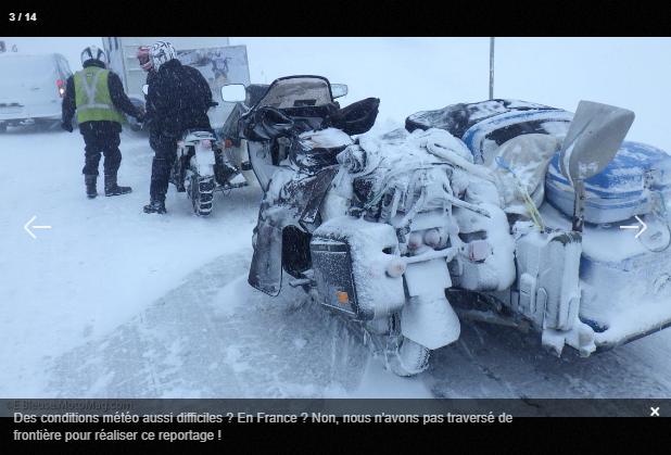 Motos gelées, tombées, ensevelies : l'hivernale dantesque du Vercors Snip_472