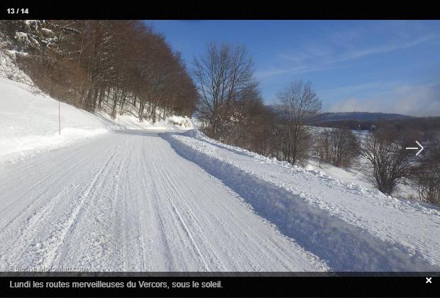 Motos gelées, tombées, ensevelies : l'hivernale dantesque du Vercors Snip_476