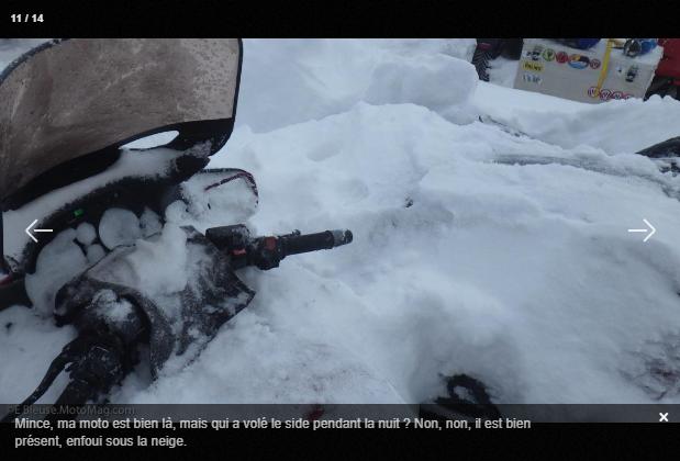 Motos gelées, tombées, ensevelies : l'hivernale dantesque du Vercors Snip_478