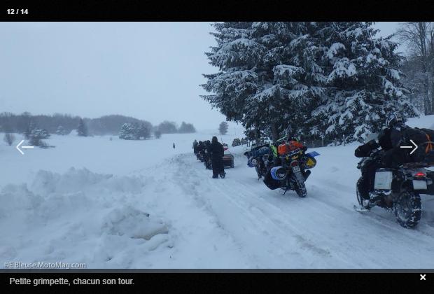 Motos gelées, tombées, ensevelies : l'hivernale dantesque du Vercors Snip_479