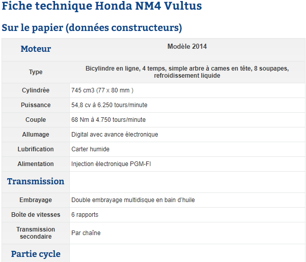 Essai Honda NM4 Vultus Snip_590