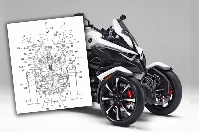 Découvrir la Yamaha 900 Niken GT - 2019 Templa11