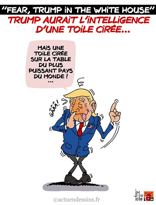 Actu en dessins de presse - Attention: Quelques minutes pour télécharger - Page 16 Trump-27