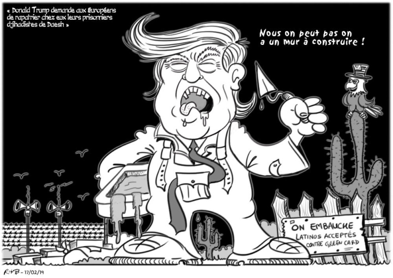 Actu en dessins de presse - Attention: Quelques minutes pour télécharger - Page 17 Trump-37