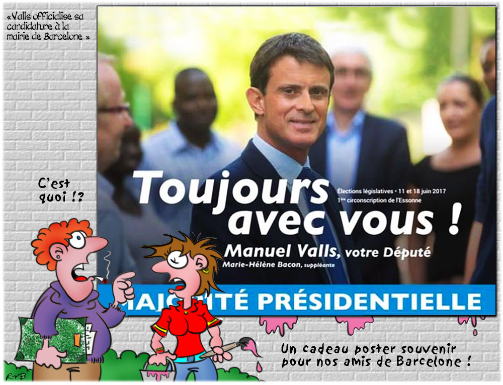 Actu en dessins de presse - Attention: Quelques minutes pour télécharger - Page 16 Valls-11