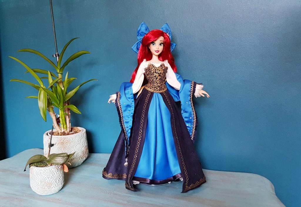 Customisation de vos poupées Disney - Page 27 Ariel10