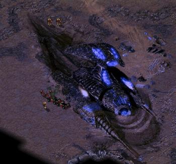 Command & Conquer : Tiberian Sun [JEU VIDEO] Aliens10