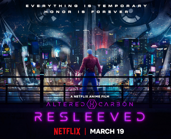 Altered Carbon : Resleeved [Anime] Altere10