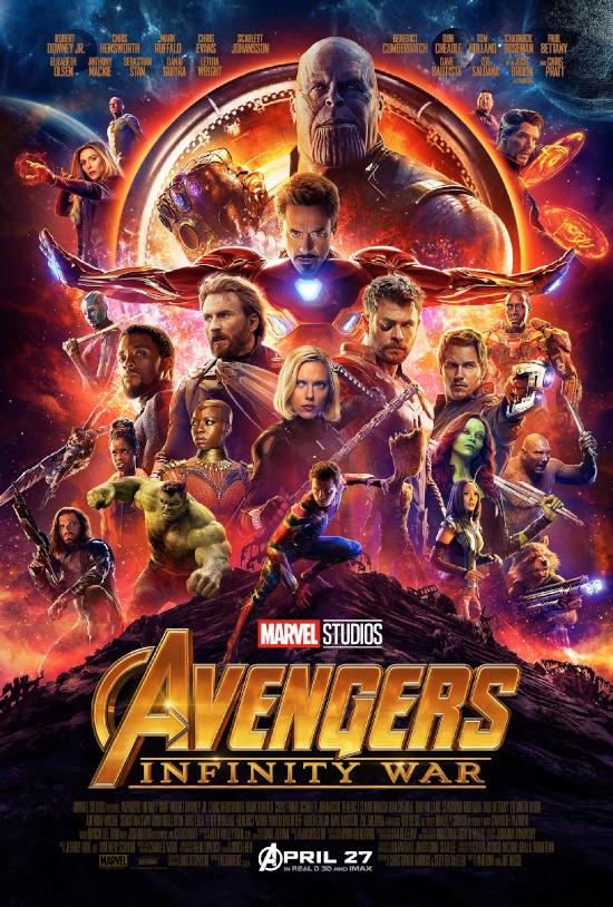 Avengers : Infinity War Avenge11
