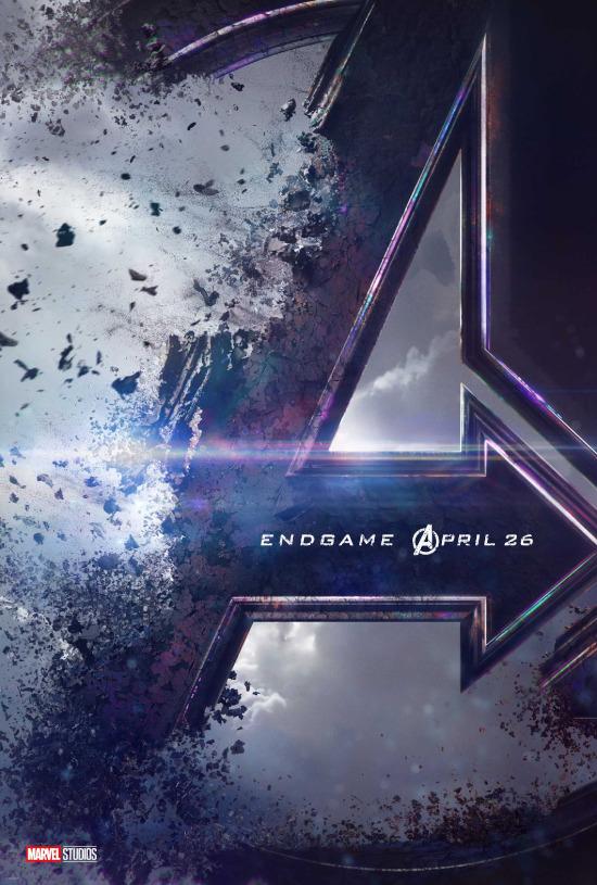 Avengers : Endgame Avenge12