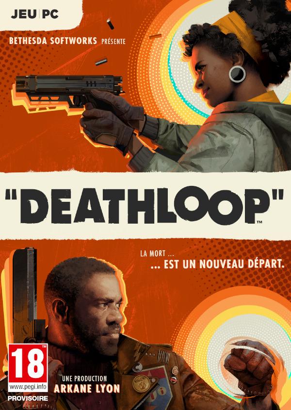 Deathloop [Jeu vidéo] Deathl11