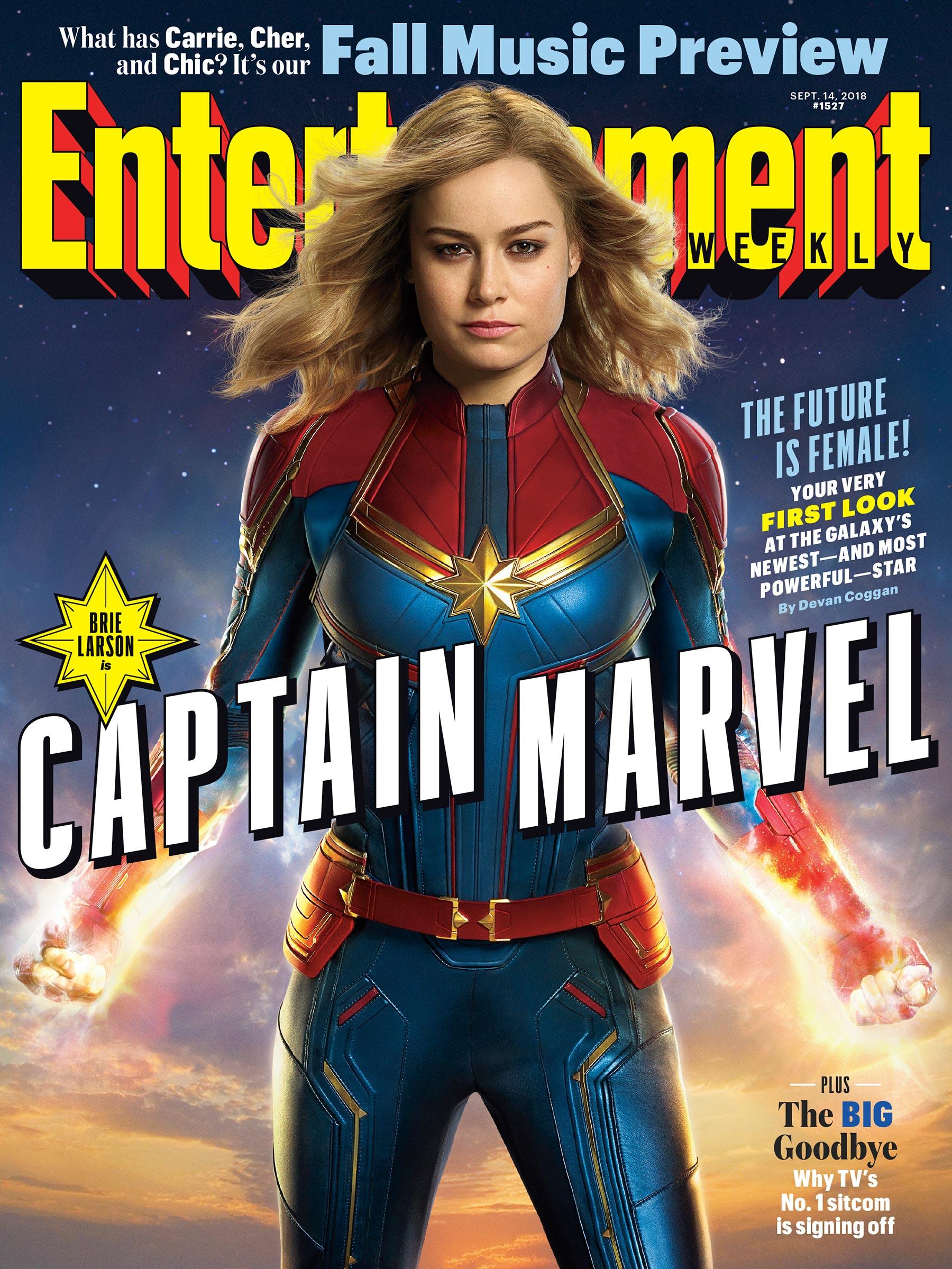 Captain Marvel Ew-15210