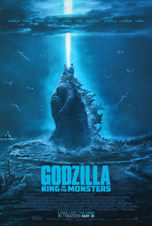 Godzilla II : King of the Monsters Godzil11