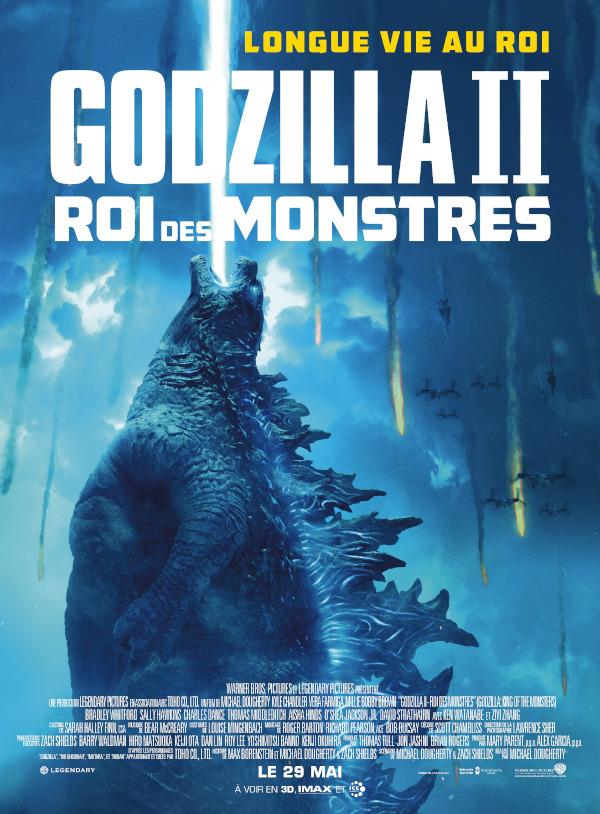 Godzilla II : King of the Monsters Godzil12