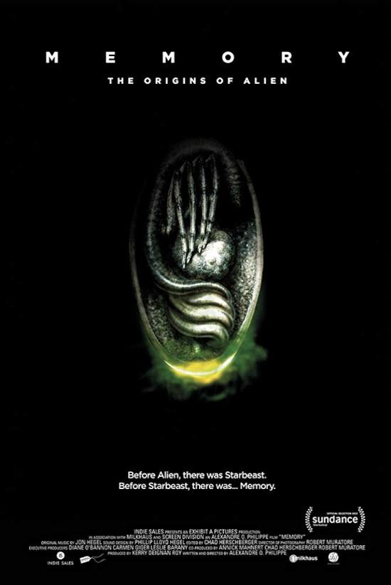 Memory : The Origins of Alien Memory10