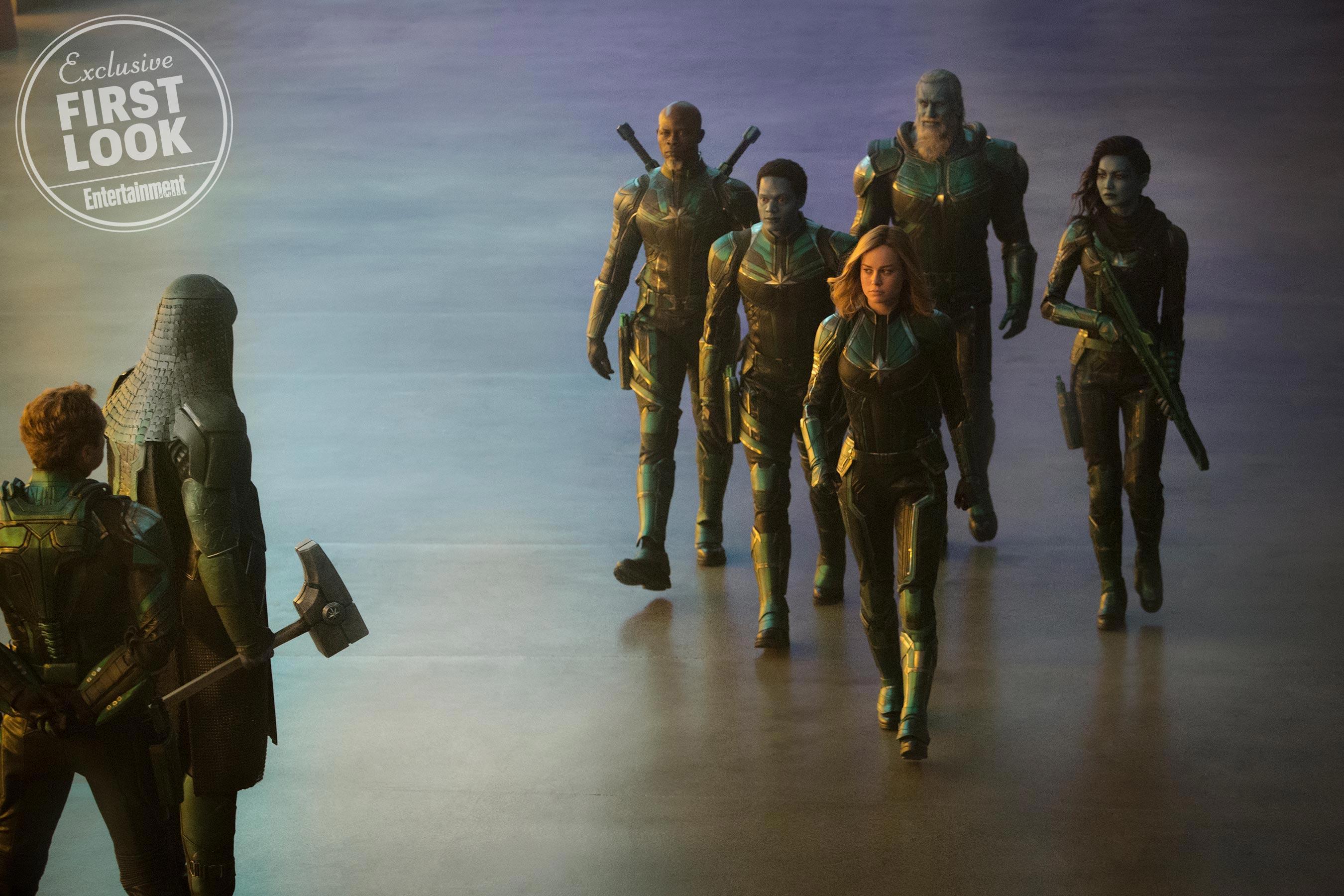 Captain Marvel Opw-1611