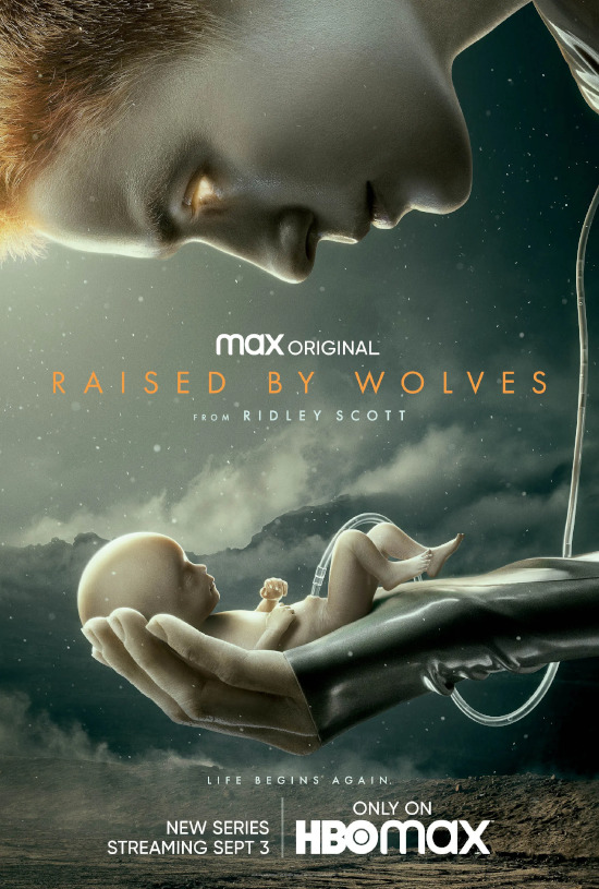 Raised by Wolves [Série] Raised10