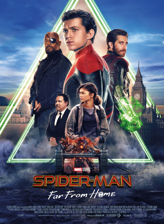 Spider-Man : Far From Home Spider11
