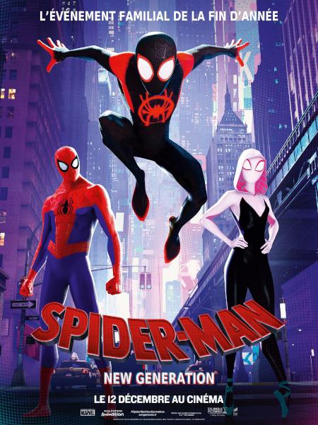 Spider-Man New Generation (Spider-Man Into the Spider-Verse) Spider13