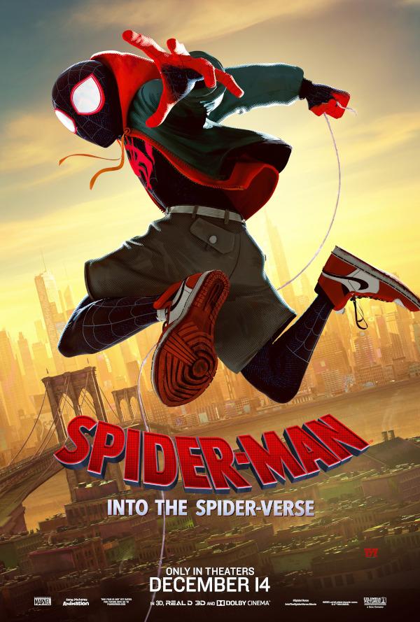Spider-Man New Generation (Spider-Man Into the Spider-Verse) Spider14