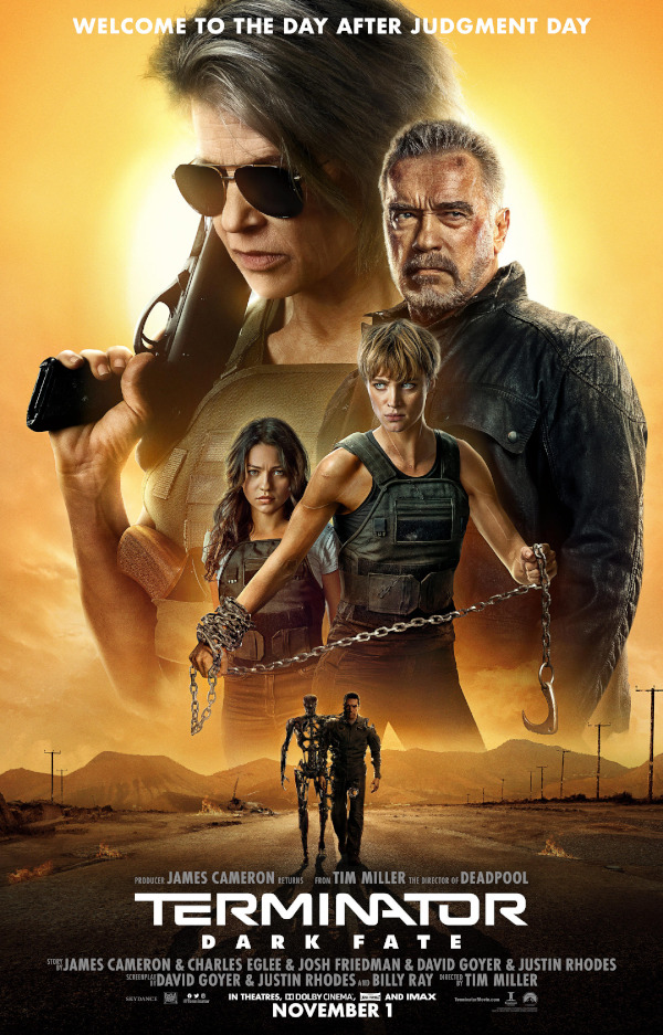 Terminator : Dark Fate Termin18
