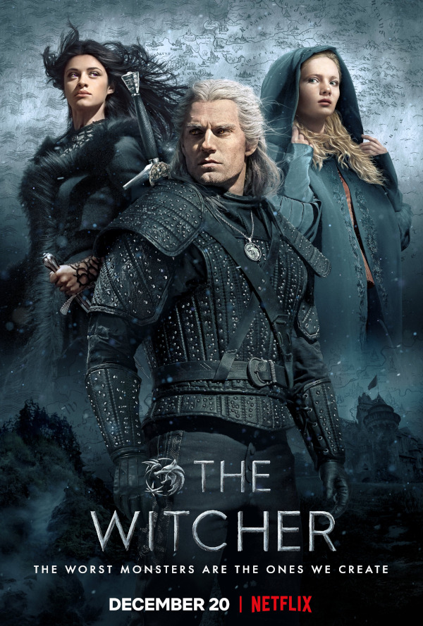 The Witcher [Série] Thewit12