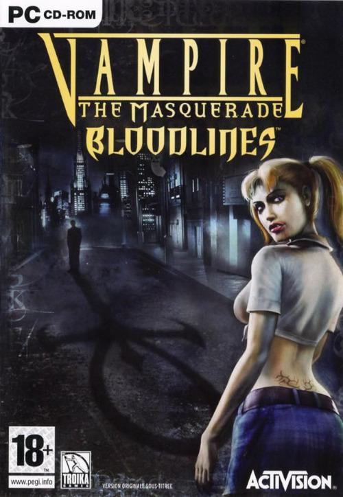Vampire : The Masquerade – Bloodlines Vampir11