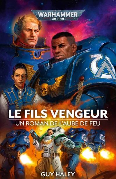 Warhammer 40 000 : l'Aube de Feu - Le Fils Vengeur W40k_f11