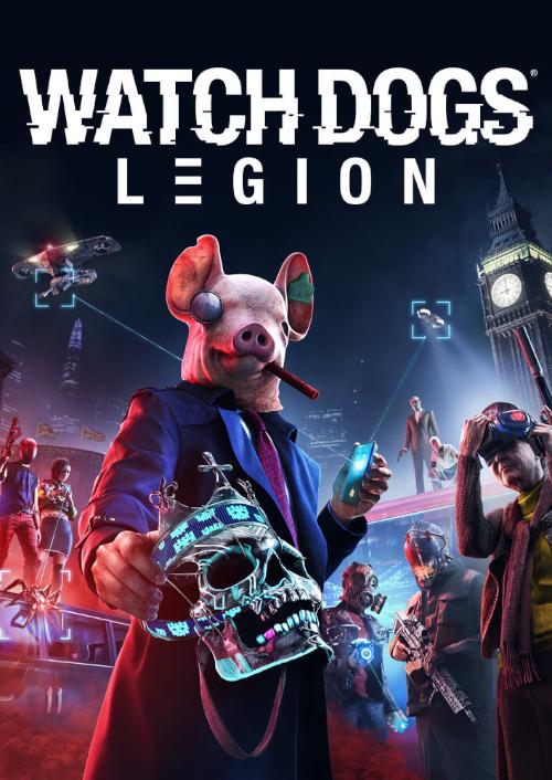 Watch Dogs Legion [Jeu vidéo] Watchd10