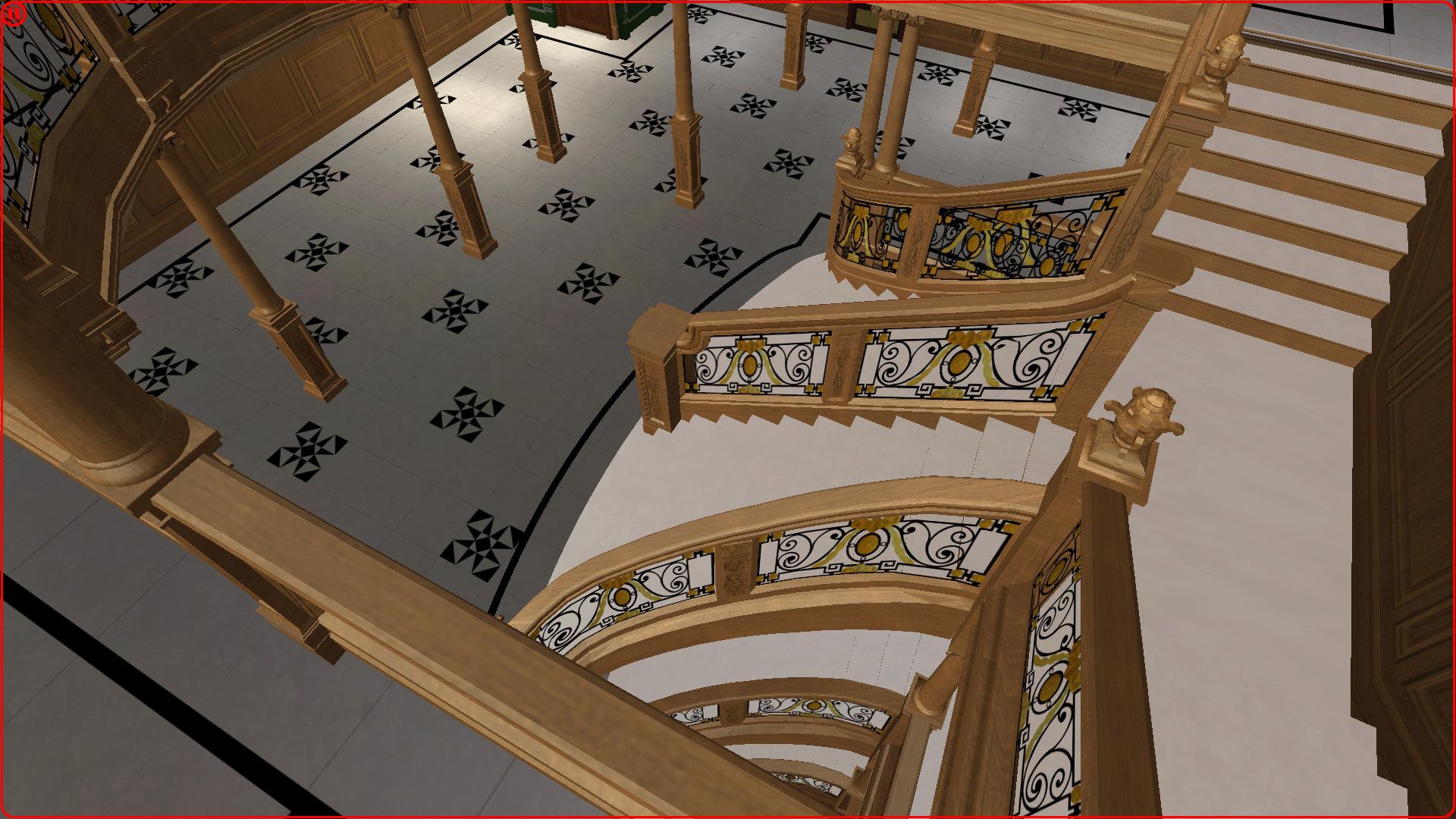 The Sims 2 Titanic Sims2e43