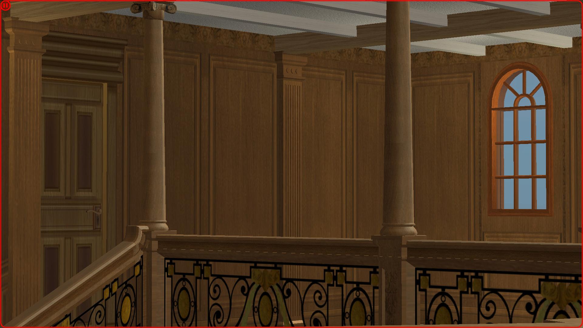 The Sims 2 Titanic Sims2e46