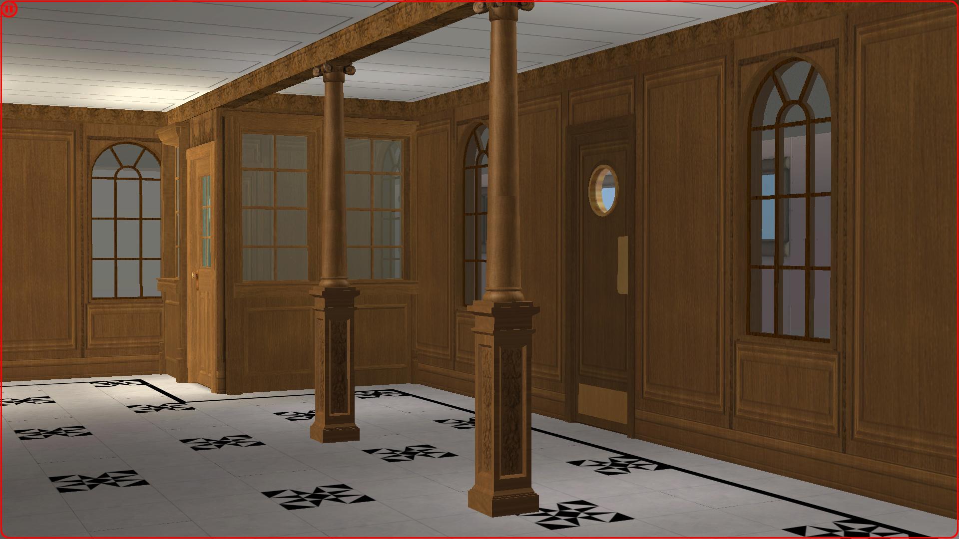 The Sims 2 Titanic Sims2e58
