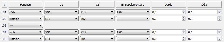 Modifier la puissance du VTX en vol avec 1 inter unique Vtx211