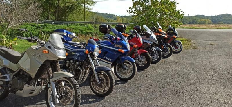 Mes motos que du kawa ! Img_2451