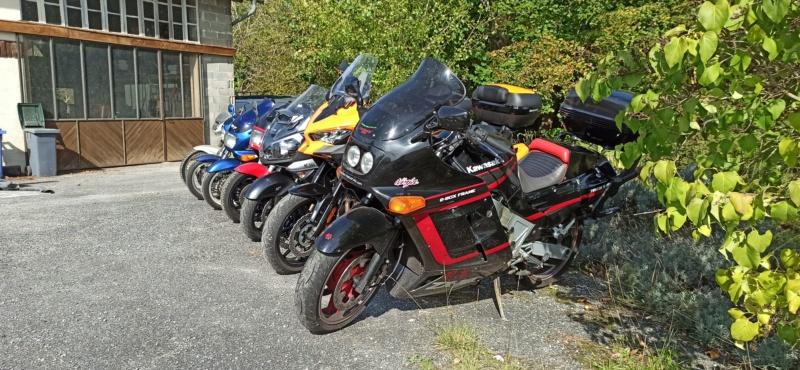 Mes motos que du kawa ! Img_2452