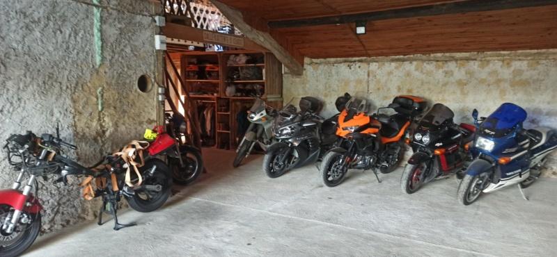 Mes motos que du kawa ! - Page 2 Img_2626