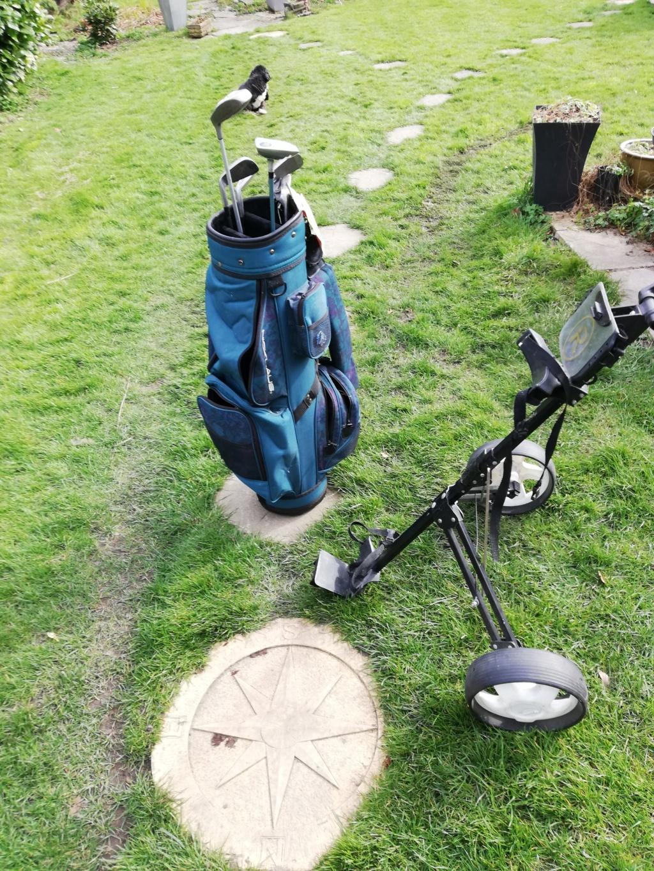 Quarantine party Golf10
