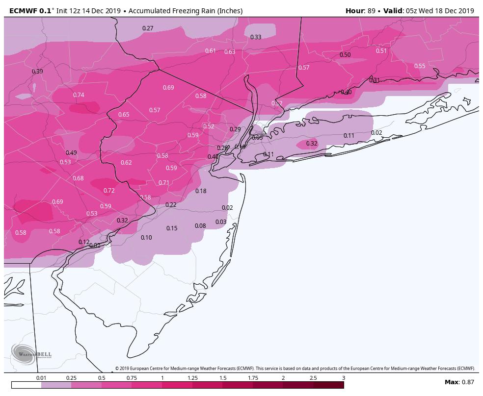 Dec 16-17 Snow/Ice potential storm Ecmwf-20