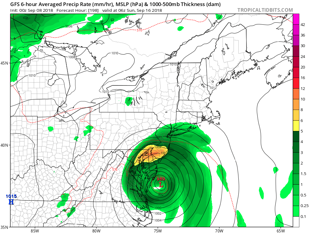 FLORENCE: East Coast Threat or Does She Sleep With the Fishes? - Page 4 Gfs_ms17